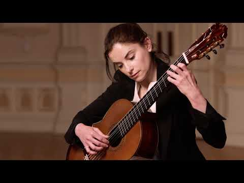 Ana Vidović - FULL CONCERT - CLASSICAL GUITAR - Live from St. Mark's, SF - Omni Foundation