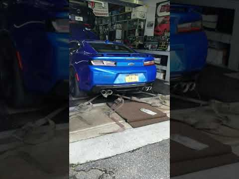 Repeat 2016 Camaro SS with GPI Track Attack LT1 Cam and GPI