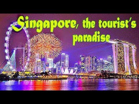 Singapore - the tourist's paradise