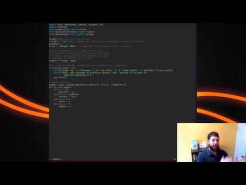Blogger REST API with Python