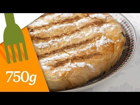 Recette de Pastilla de poulet - 750 Grammes