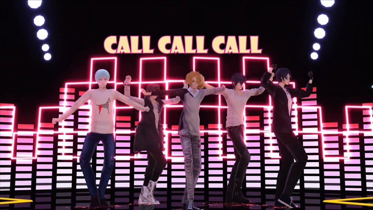 [MMD] Call Call Call (Touken Ranbu)