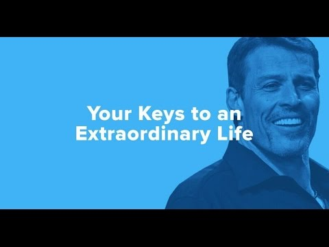 Science of Achievement & Art of Fulfillment | Tony Robbins