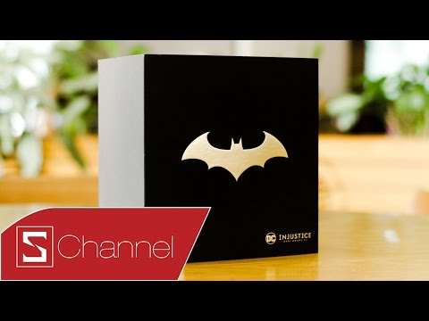 Schannel - Mở hộp Galaxy S7 Edge Batman chính hãng giá 25 triệu: Khi chính hãng còn rẻ hơn xách tay!