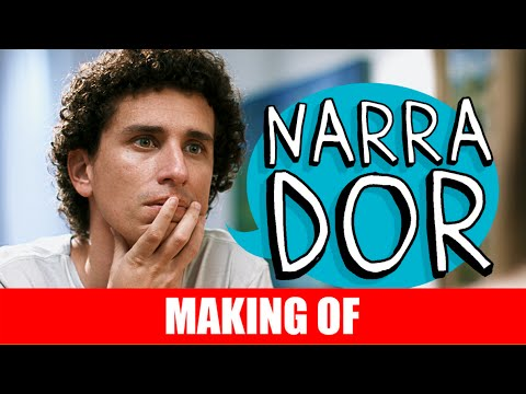 Narrador – Making Of