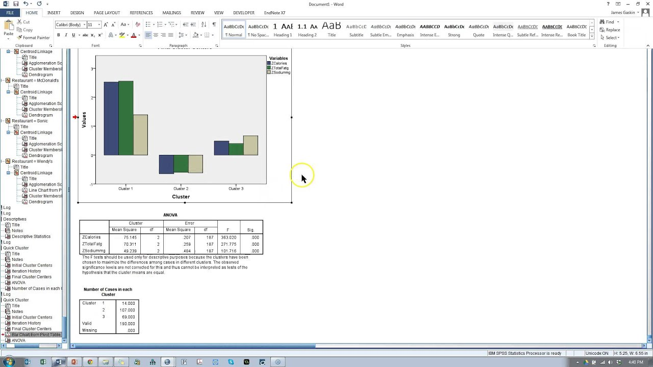 K means cluster analysis spss youtube ccuart Image collections