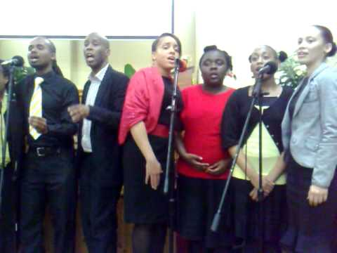 Magnificent and Holy - by Battersea SDA Youth Choir