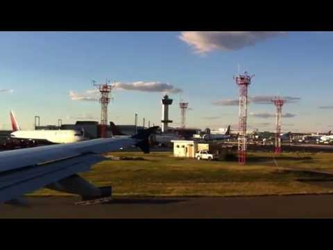 Takeoff - John F. Kennedy International Airport (JFK) - Jamaica Queens New York City New York