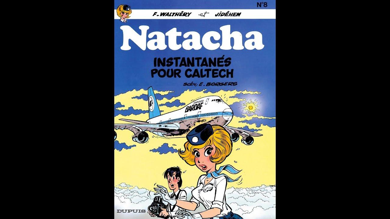 2 Natacha Hotesse De L Air Instantanes Pour Caltech Youtube