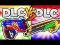 MARSHAL 16 vs OLYMPIA! (BO3 DLC WEAPON FACE OFF) BLACK OPS 3 DLC WEAPON SUPPLY DROP OPENING!