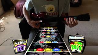 Guitar Hero 2 Custom Song: Thinking by Against the Current 100% FC