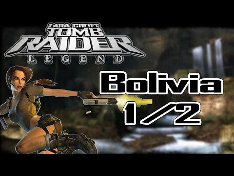 Tomb Raider Legend: Bolivia - Tiwanaku 1/2 |