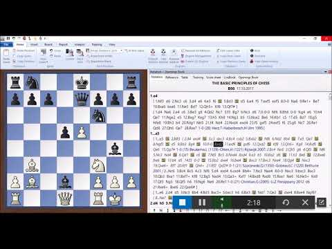Basic principles of Chess (part 3/4)