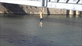 Saltos ponte  D.  Luis - Porto