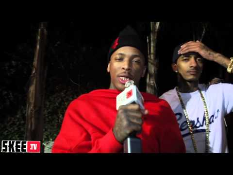 """YG """"Playin"""" Ft Wiz Khalifa & Young Jeezy 