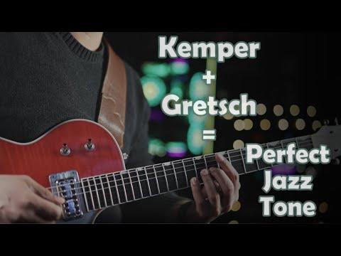 Can the Kemper Profiler Do A Good Jazz Tone? Gretsch Duo Jet G6128T