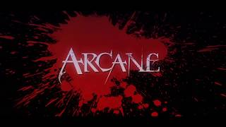 ARCANE Logo animation color FINAL