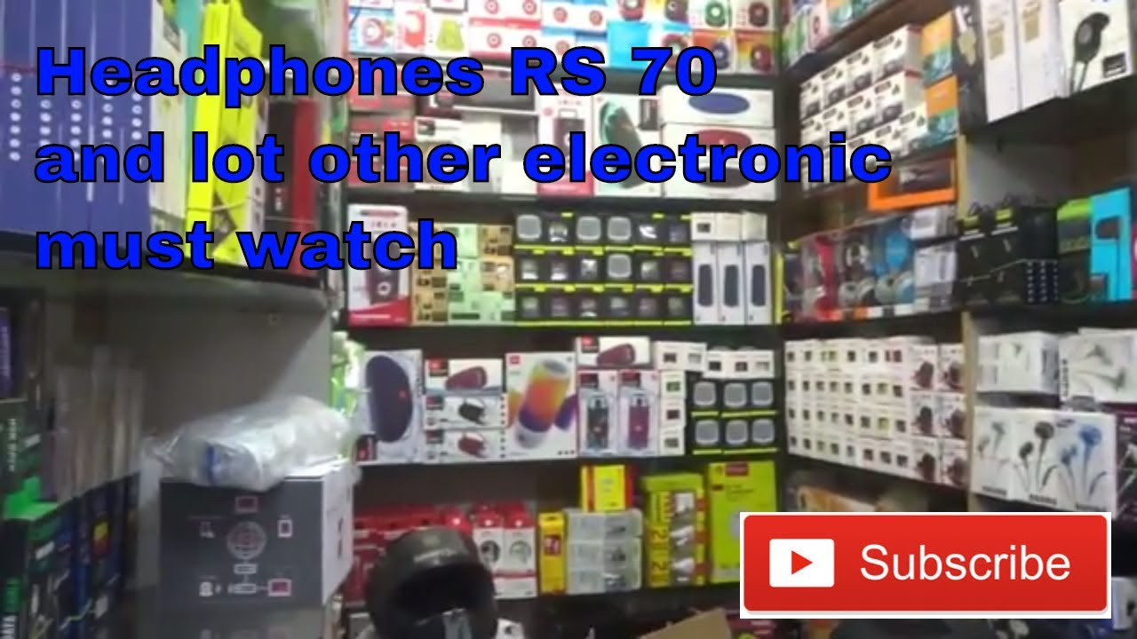 Revealed Fancy Market Secret Kolkata Headphones Mobile Accessories