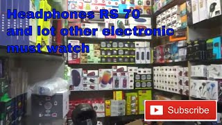 REVEALED FANCY MARKET SECRET !kolkata!Headphones!mobile accessories