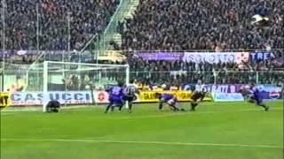 Serie A 1997-1998, day 22 Fiorentina - Juventus 3-0 (Firicano, L.Oliveira, Robbiati)