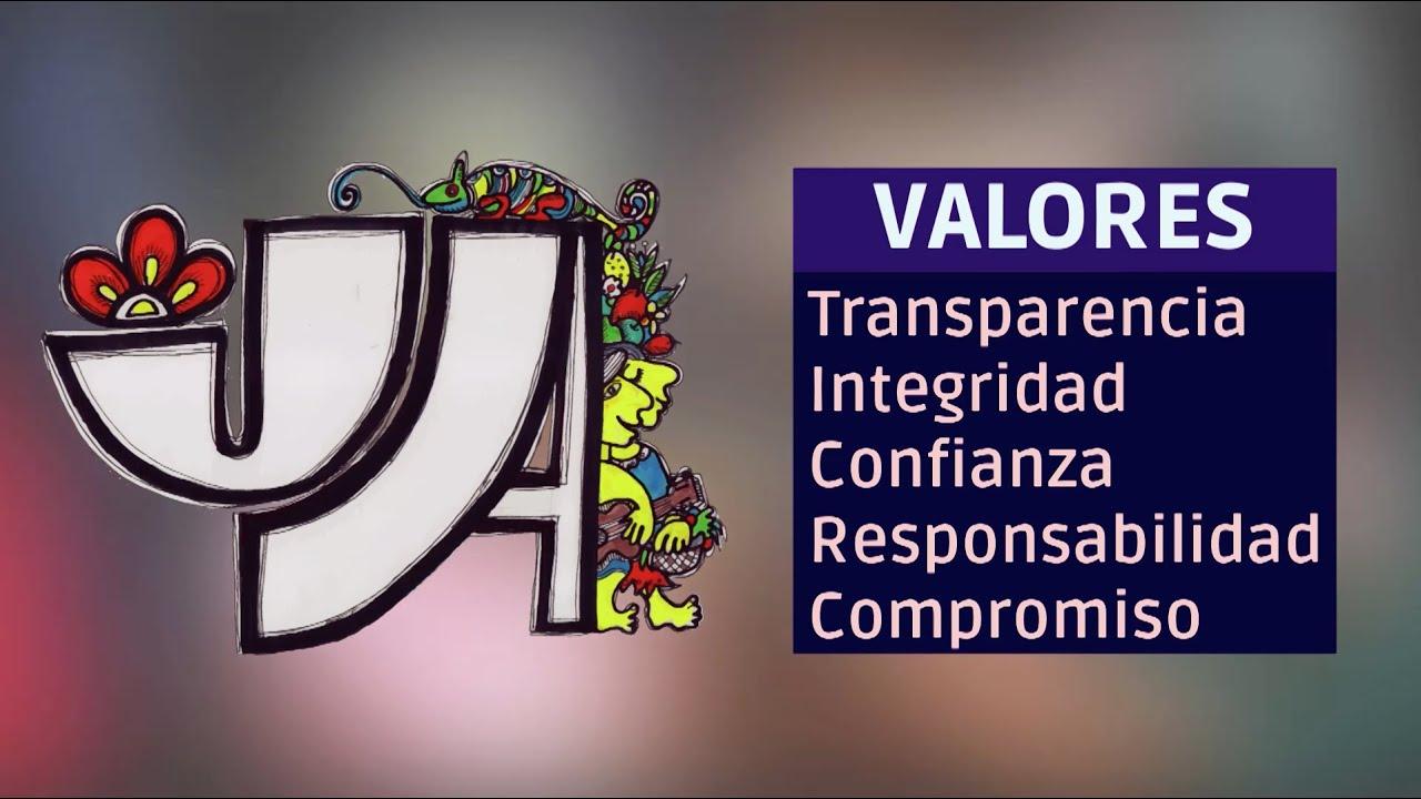 Balance social 2014 coac jard n azuayo youtube for Jardin azuayo
