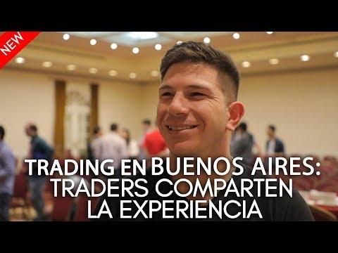 Trading en Buenos Aires: Traders comparten la experiencia