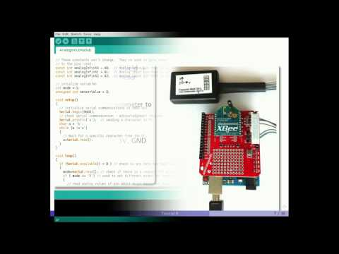 NRF24L01 Interfacing with Arduino Wireless Communication