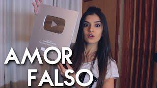 Baixar Amor Falso Cover + Placa de 100 MIL