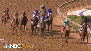 Black-Eyed Susan Stakes 2021 (FULL RACE) | NBC Sports screenshot 5