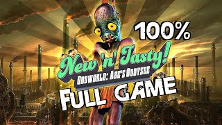 Oddworld New n Tasty - New n Hasty Full Speedrun [Hard Difficulty]