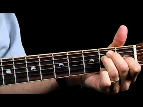 How To Play E Major Chord Acoustic Guitar Lessons For Beginners