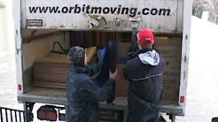 International Moving & Relocation Services by Orbit