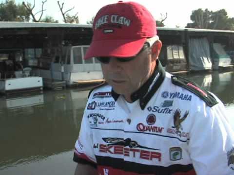 Fishing the Sacramento Delta with Mark Lassagne