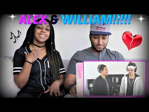 Same Girl by Usher and R. Kelly | Alex Aiono and William Singe Cover REACTION!!!!