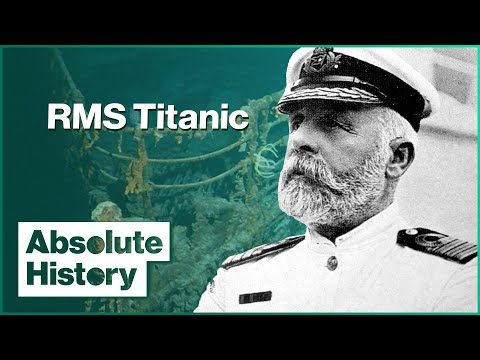 When The Unsinkable Titanic Sank | 101 Events That Made The 20th Century (Part 6)| Absolute History