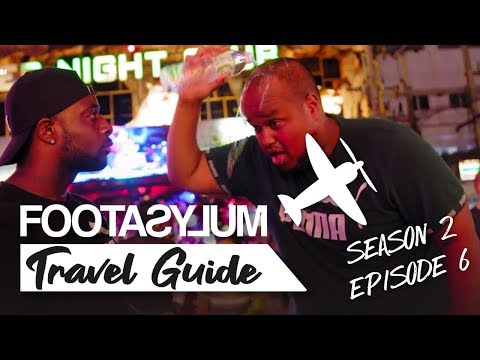 CHUNKZ AND LV GENERAL LAST DAY IN THAILAND | FOOTASYLUM TRAVEL GUIDE: SOUTHEAST ASIA | EPISODE 6