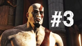 God of War Ascension Gameplay Walkthrough Part 3 - The Rage of Ares