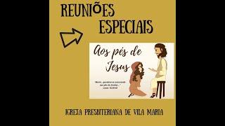 SOCIEDADE AUXILIADORA FEMININA - AOS PÉS DE JESUS