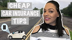 How to Get CHEAP Car Insurance For First Time and New Drivers! *Useful Tips and Hacks*