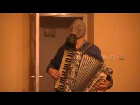 When the Cheeki Breeki is born! Katyusha in accordion