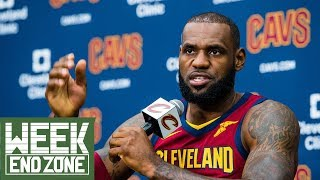 LeBron James Says the NCAA is Corrupt -WeekEnd Zone