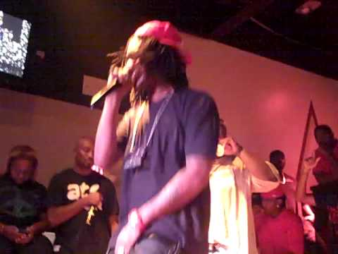 Waka Flocka Flame Performs O Lets Do It at Club Crucial