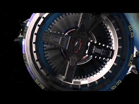 Darth Vader Visits Babylon 5