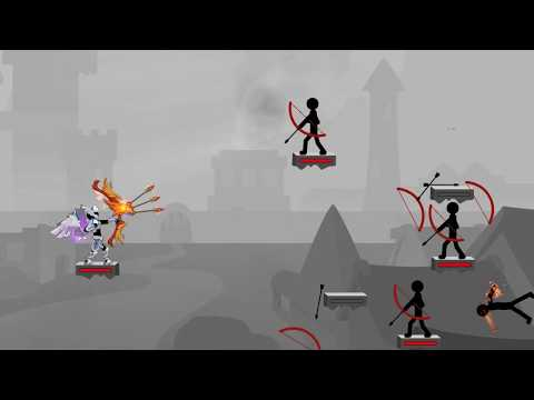 Stickfight Archer  For Pc - Download For Windows 7,10 and Mac