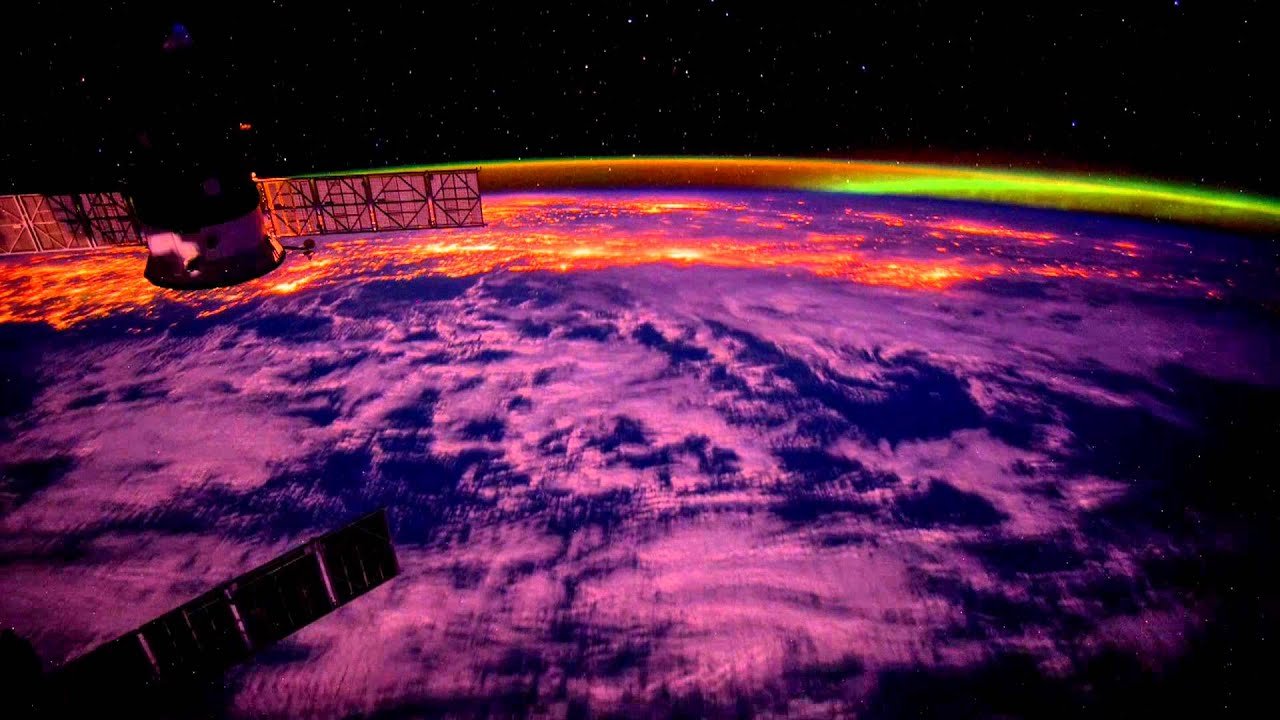 Earth from Above [1080p] - YouTube