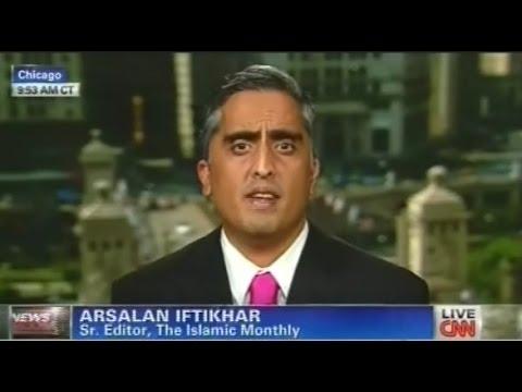 """CNN: """"Arsalan Iftikhar Discusses Social Media in 2014 Israel/Gaza Conflict"""""""