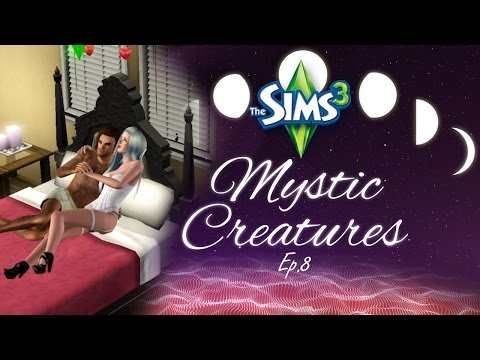 """TRYING FOR A BABY"" Mystic Creatures - Sims 3 Ep 36"