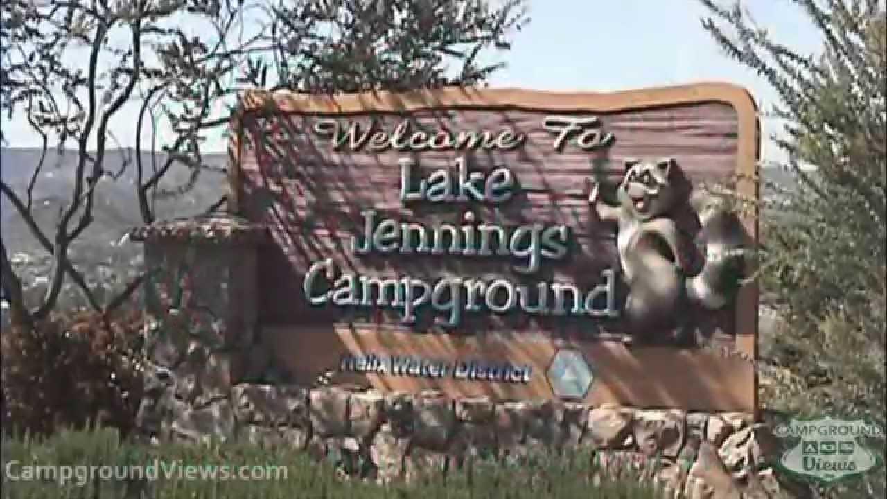 lake jennings campground map Campgroundviews Com Lake Jennings Campground Lakeside California lake jennings campground map