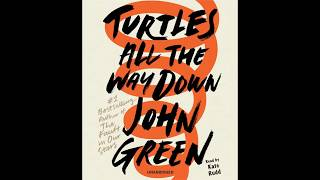 Turtles All the Way Down by John Green, read by Kate Rudd – Audiobook Excerpt