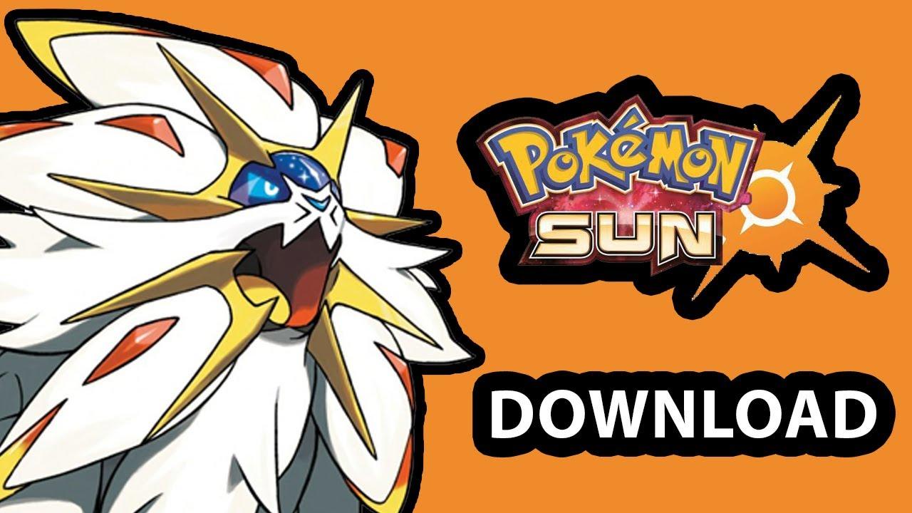 Pokemon Sun | Download | 3ds Roms | 3ds CIA | 3ds Decrypted Roms - YouTube